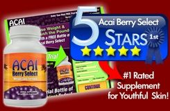 Acai Berry Select - Best Acai Berry Weight Loss Supplement.