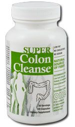 Super Colon Cleanse by Health Plus Inc.
