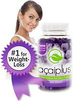 Acai Plus+ Extreme Weight Loss Formula - Acai Berry Fat Burner.