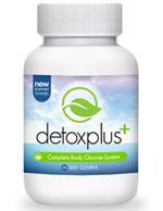 DetoxPlus+ Colon Cleansing System for Body Detox and Weight Loss.