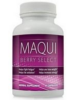 Maqui Berry Select Weight Loss Supplement.