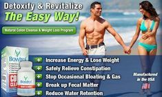Detoxify Your Body with Bowrtol Colon Cleanse and Weight Loss Program.