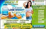 DigestIt Colon Cleanse and Weight Loss Program.