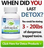 When Did You Last Detox? Buy Colon Detox Products Online.