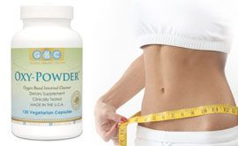 Oxy-Powder Oxygen Colon Cleanse.