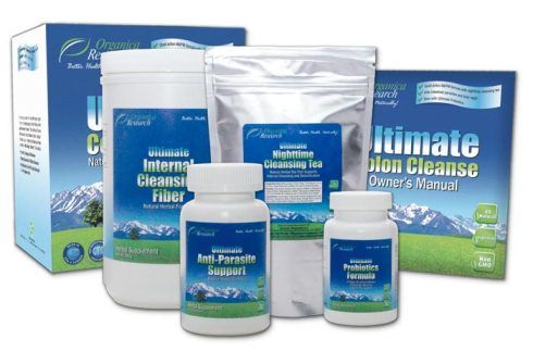 Ultimate Colon Cleanse - Natural Internal Cleansing Program.
