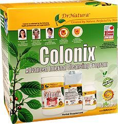 Colonix colon cleanser review.