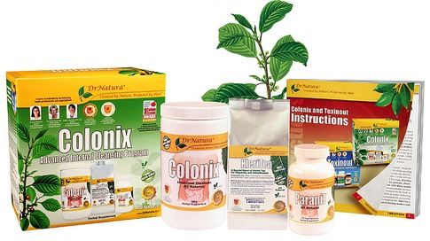 DrNatura Colonix Colon Cleanser - Internal Cleansing Program.