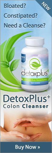 Detox Plus Colon Cleanser from Evolution Slimming Superstore.