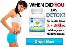 Detox Plus Herbal Colon Cleanser for Weight Loss and Body Detoxification.