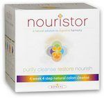 Nouristor - 4-step natural colon cleansing kit.