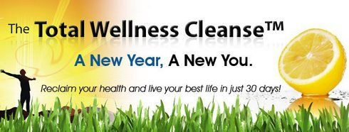 Total Wellness Cleanse - Whole Body Cleansing Program.