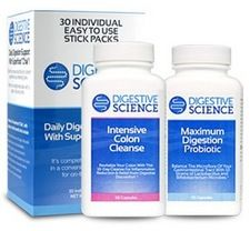 Digestive Science Intensive Colon Cleanse.