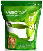 Sleeptox Detox Foot Patches