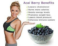 Pure acai berry benefits